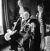 Leonard Photos - Winston Churchill by Granger