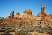 Arches National Park Originals - Arches National Park by Mark Smith