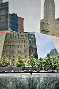 Gwyn Newcombe - 9/11 Memorial