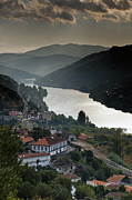 Cultivation Prints - Alto Douro Wine Region Print by Andre Goncalves
