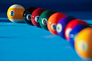 9 Ball Photos - 9 Ball by Marko Moudrak