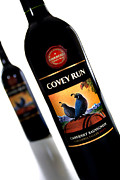Wine Barrel Photo Originals - Covey Run Wines by Marius Sipa
