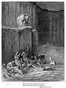 Dante: Inferno Print by Granger