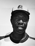 Braves Prints - Hank Aaron (1934- ) Print by Granger