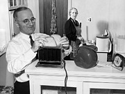 Toaster Prints - Harry S. Truman (1884-1972) Print by Granger