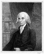 James Madison Posters - James Madison (1751-1836) Poster by Granger