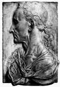 1st Century B.c. Photos - Julius Caesar (100-44 B.c.) by Granger