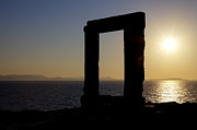 Archaeological Photos - Naxos - Cyclades - Greece by Joana Kruse