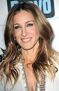 Bravo Prints - Sarah Jessica Parker At Arrivals Print by Everett