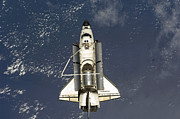 Module Prints - Space Shuttle Endeavour Print by Stocktrek Images