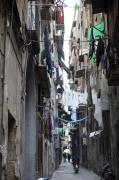 Napoli Photos - Streets of Naples by Andre Goncalves