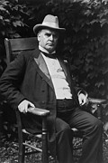 William Mckinley Framed Prints - WILLIAM McKINLEY (1843-1901) Framed Print by Granger