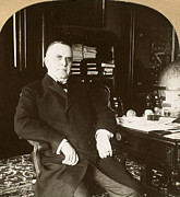 The White House Posters - WILLIAM McKINLEY Poster by Granger