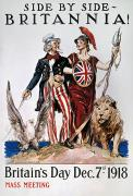 Montgomery Prints - World War I: U.s. Poster Print by Granger