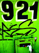 Street Art Prints - 921 Santiago Print by Funkpix Photo  Hunter