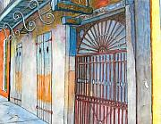 New Orleans Pastels Prints - 99 Print by John Boles