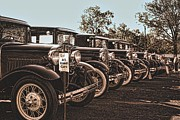 Model A Prints - A-1 Used Cars Print by Tim McCullough