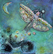 Moon Jewelry - A Beacon in the Night by Mirinda Kossoff
