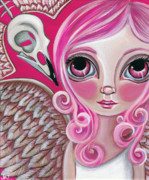 Angelic Originals - A Bird Friend Long Gone by Jaz Higgins