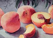 Peach Originals - A Bumper Crop by Dale Ziegler