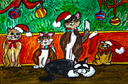 Monica Engeler - A cats Christmas Carol