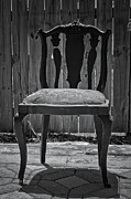 Despair Prints - A Chair in Despair Print by DigiArt Diaries by Vicky Browning