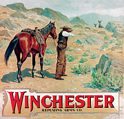 Winchester Posters - A Chance Shot Poster by A B Frost