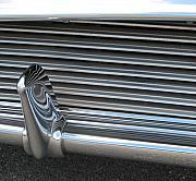 Blacktop Prints - A Clean Grill Print by Kelly Mezzapelle