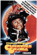 Films By Stanley Kubrick Art - A Clockwork Orange, Malcolm Mcdowell by Everett