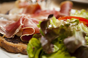 Lettuce Photos - A Close View Of Local Charcuterie by Taylor S. Kennedy