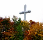 Spate Photos - A Cross in Tennessee by Brittany H