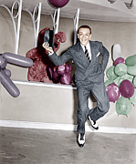 Two Tone Shoes Prints - A Damsel In Distress, Fred Astaire, 1937 Print by Everett