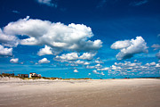 Topsail Island Photos - A Day to Dream by East Coast Barrier Islands Betsy A Cutler