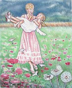 A Day To Remember Print by Carol OMalley