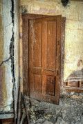 Abandoned Buildings Photo Prints - A Dead Spot in Time Print by Wayne Stadler