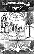 Bathe Photos - A Discourse Of Bathe, Balneology, 1676 by Science Source
