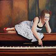 Jo King - A Double Sharp Piano...