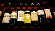 Fine Wine Prints - A fine selection Print by David Lee Thompson