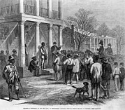 A Freedman In Monticello, Florida Print by Everett