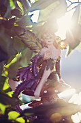 Fairies Art Photos - A friends company by Angelina Cornidez