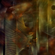 Consciousness Digital Art - A Ghost In The Machine by NirvanaBlues