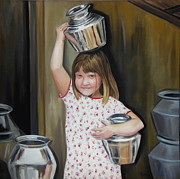 Romi Soni - A Girl with Pot