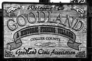 A Goodland Print by David Lee Thompson