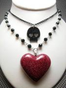 Red Jewelry - A Gothic Romance by Razz Ace