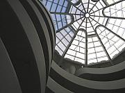 Guggenheim Photos - A Guggenheim View by Richard Mansfield