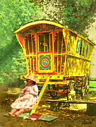 Michael Essex - A Gypsy Caravan