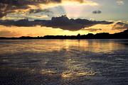 Martina Fagan - A January Sunset
