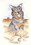 Kelpie Originals - A Job Well Done by Amanda Robbemond