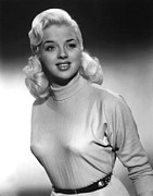 1950s Movies Photo Prints - A Kid For Two Farthings, Diana Dors Print by Everett