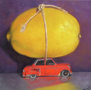 Old Toys Originals - A Lemon by Judy Sherman